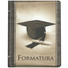 ALBUM FORMATURA PARA 60 FOTOS 20x25