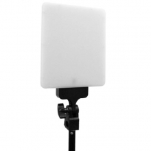 PAINEL DE LED 16X19CM 144 LED 20W + TRIPE MOD. 805 - 2 METROS (EQUIFOTO)