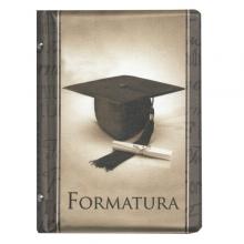 ALBUM FORMATURA P/40 FOTOS 15X21(1212)