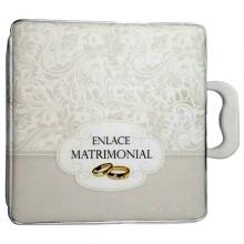 ESTOJO ENLACE MATRIMONIAL ADVANCED 15X21(20x25) COM ALÇA